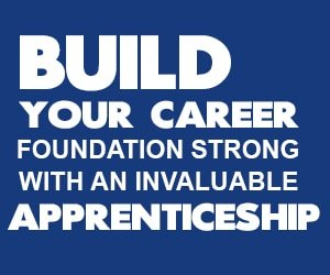Apprenticeships-Build your career